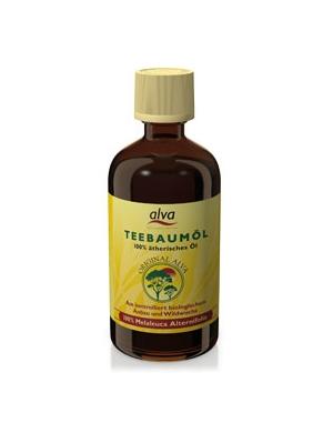 Alva Olejek z drzewa herbacianego z kroplomierzem