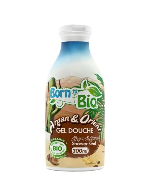 "Born To Bio Żel pod prysznic BIO ""Argan & Orient"""
