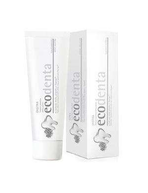 Ecodenta Biała pasta do zębów z propolisem i Teavigo Extra Potrójny Efekt
