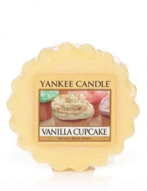 YANKEE CANDLE Wosk zapachowy - Vanilla Cupcake