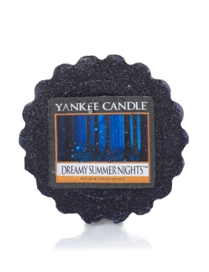 YANKEE CANDLE Wosk zapachowy Dreamy Summer Nights