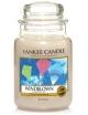 YANKEE CANDLE Duża świeca zapachowa w słoiku Windblown