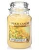 YANKEE CANDLE Duża świeca zapachowa w słoiku Flowers in the Sun