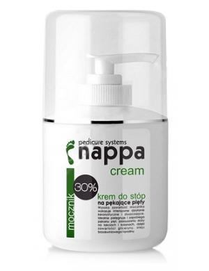 Silcare Nappa Krem do stóp na pękające pięty z mocznikiem 30%