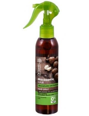 Dr. Santé Macadamia, Spray ułatwiający rozczesywanie z keratyną