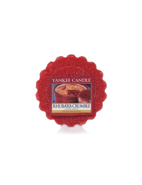 YANKEE CANDLE Wosk zapachowy Rhubarb Crumble