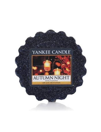 YANKEE CANDLE Wosk zapachowy Jesienna Noc - Autumn Night