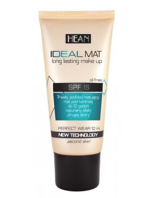 HEAN Matujący podkład do twarzy Ideal Mat Long Lasting SPF 15