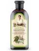 Wzmacniający szampon do włosów z mydlnicą lekarską - Receptury Babuszki Agafii