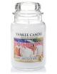 YANKEE CANDLE Duża świeca zapachowa w słoiku White Chocolate Apple