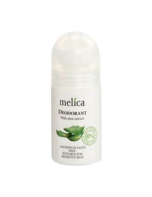 Melica Dezodorant do skóry wrażliwej z aloesem