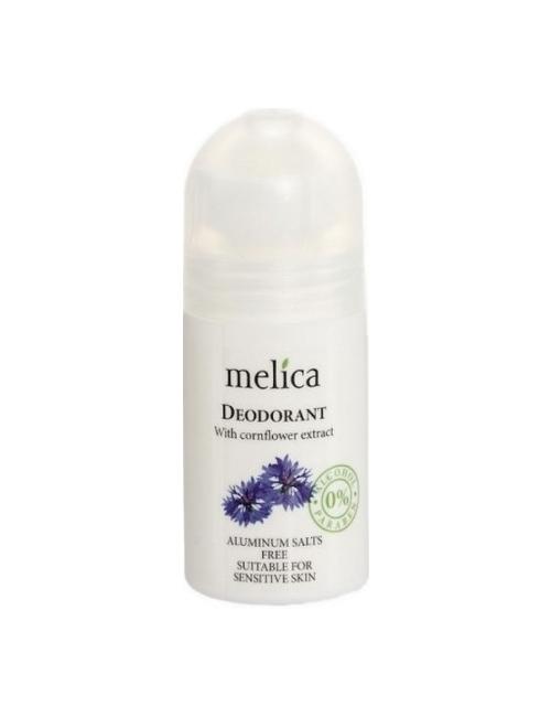 Melica Dezodorant z ekstraktem z bławatka
