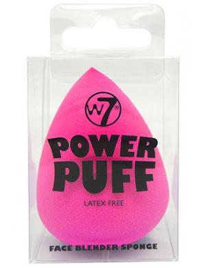 W7 Gąbka - blender do aplikacji podkładu - Power Puff