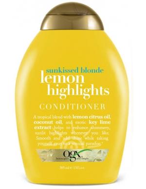 Ogx Odżywka do włosów jasnych i blond Lemon Highlights
