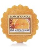 YANKEE CANDLE Wosk zapachowy Star Anise & Orange