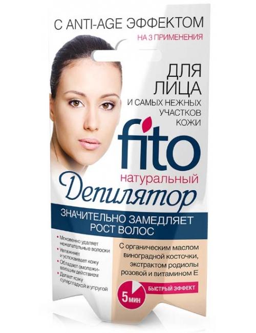 Fitokosmetik Krem do depilacji wąsika i delikatnej skóry