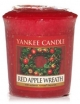 YANKEE CANDLE Świeca zapachowa Red Apple Wreath - sampler