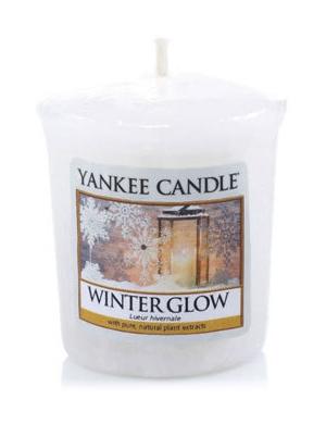 YANKEE CANDLE Świeca zapachowa Winter Glow - sampler