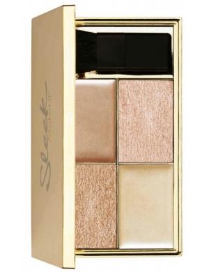 Sleek MakeUP Paleta rozświetlaczy do twarzy i ciała Cleo's Kiss