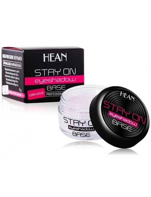 HEAN Stay On Eyeshadow Base Baza pod cienie