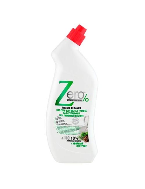 ZERO Ekologiczny żel do czyszczenia toalet Cytryna & Jodła
