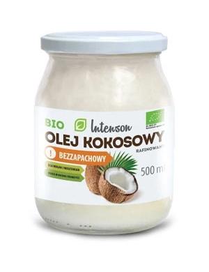 Intenson Bio olej kokosowy rafinowany 500ml