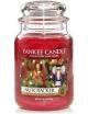 YANKEE CANDLE Duża świeca zapachowa - Nutcracker (duży słój)