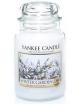 YANKEE CANDLE Duża świeca zapachowa - Winter Garden (duży słój)