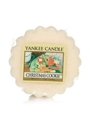 YANKEE CANDLE Wosk zapachowy Christmas Cookie