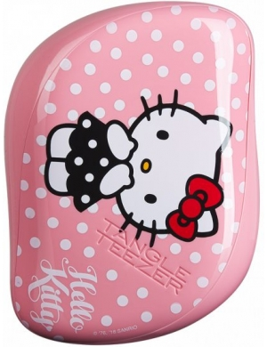 Tangle Teezer Szczotka do włosów Hello Kitty Pink Compact Styler