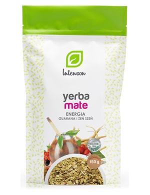 Intenson Yerba mate - Energia Guarana i Żeń Szeń