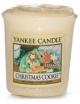 YANKEE CANDLE Świeca zapachowa Christmas Cookie - sampler
