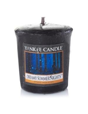 YANKEE CANDLE Świeca zapachowa Dreamy Summer Night - sampler