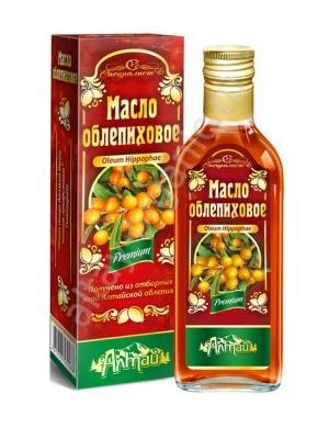 Altay Organic Olej rokitnikowy Premium