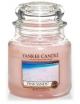 YANKEE CANDLE Świeca zapachowa Pink Sands (średni słój)