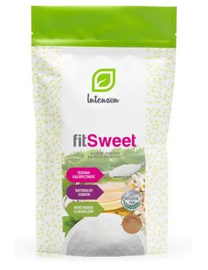Intenson Naturalny niskokaloryczny słodzik fitSweet 250g