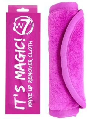 W7 Ściereczka do demakijażu twarzy It's Magic! Make up Remover Cloth