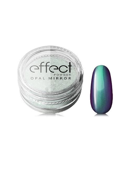 Silcare Pyłek do efektu manicure Opal Mirror Effect