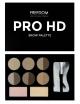 FREEDOM Paleta do makijażu i stylizacji brwi - Pro HD Brow Palette Fair Medium