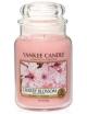 YANKEE CANDLE Świeca zapachowa Cherry Blossom - duży słój