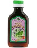 Mirrolla Olej łopianowy do włosów z olejkiem z drzewa herbacianego