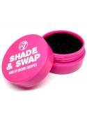 W7 Gąbka do czyszczenia pędzli Shade & Swap