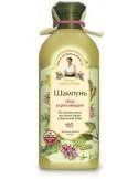 Ziołowy szampon wzmacniający włosy - Receptury Babuszki Agafii
