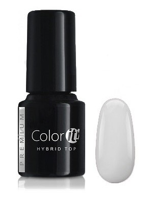 Silcare Color IT Premium Lakier nawierzchniowy do hybryd Top Coat