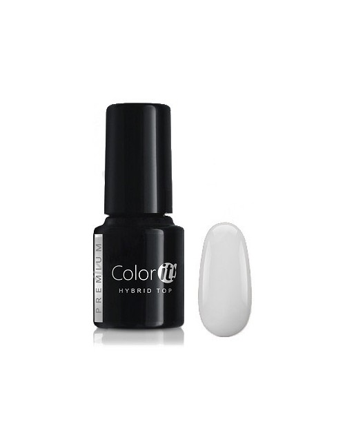 Silcare Color IT Premium Lakier nawierzchniowy do hybryd Top Coat