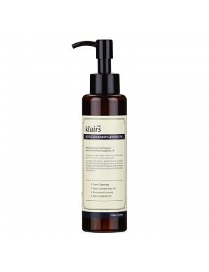 Klairs Oczyszczający olejek do twarzy Gentle Black Deep Cleansing Oil