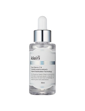 Klairs Witaminowe serum do twarzy Freshy Juiced Vitamin Drop