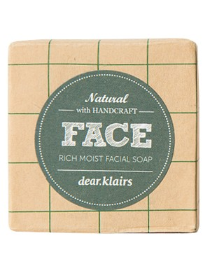 Klairs Mydło do twarzy Face Rich Moist Facial Soap