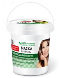 Fitkosmetik Tradycyjna maska pokrzywowa wzmacniająca włosy