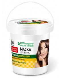 Fitkosmetik Tradycyjna maska rokitnikowa na porost włosów